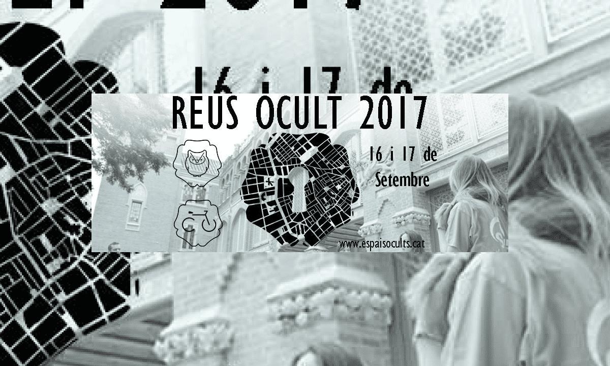 L'edició de REUS OCULT 2017 ja ha arribat !