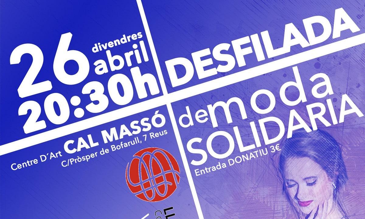 Desfilada de moda Solidaria de MsM Models