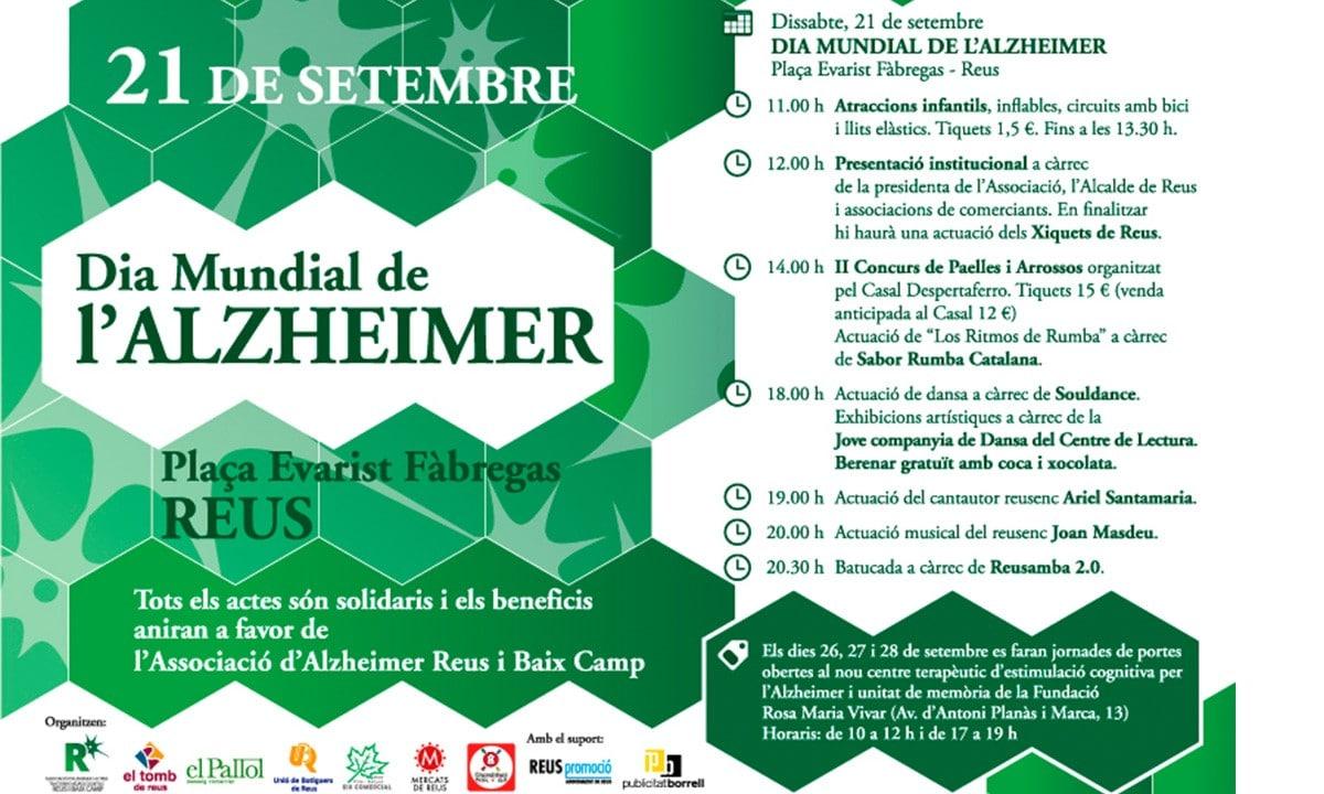 Festa del Dia Mundial de l'Alzheimer