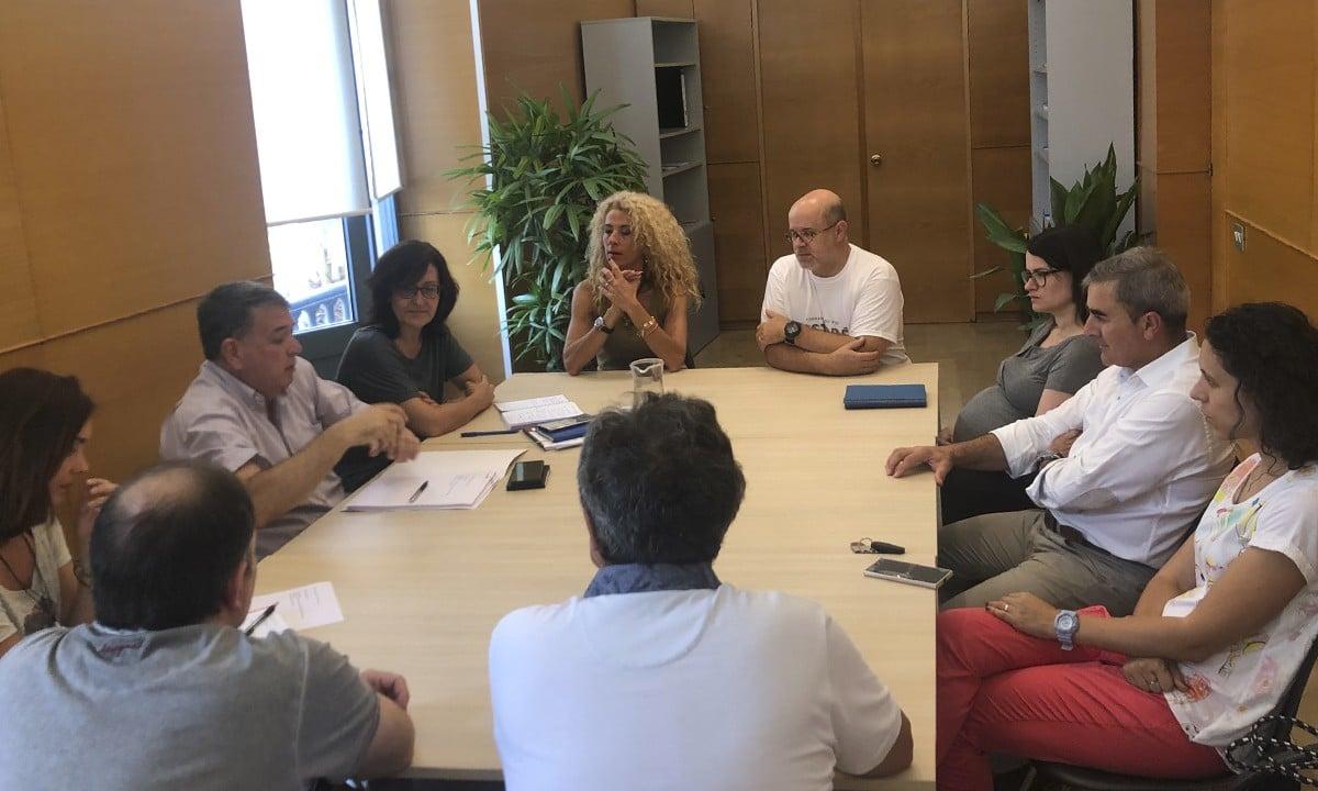 Trobada amb Carles Prats, regidor d'Empresa i Ocupació