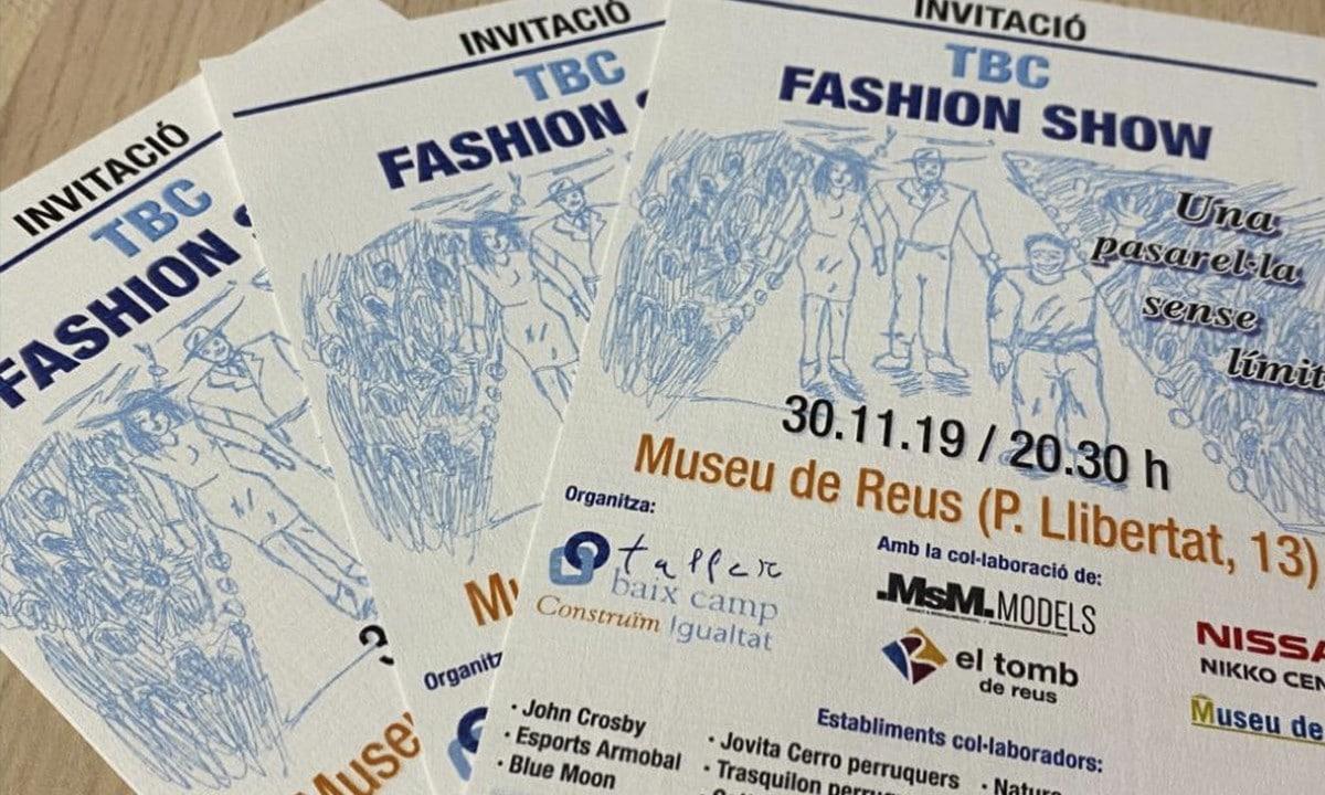 TBC Fashion Show, una passarel·la sense límits