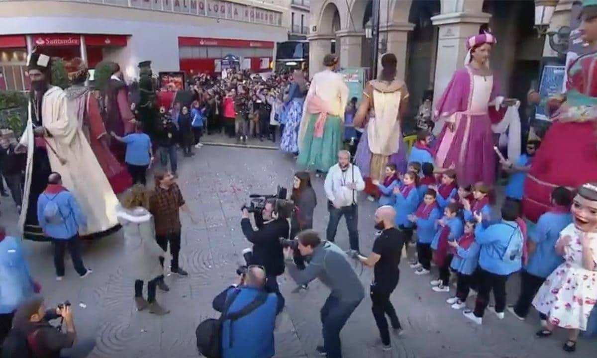 El Tomb de Reus amb la Marató de TV3