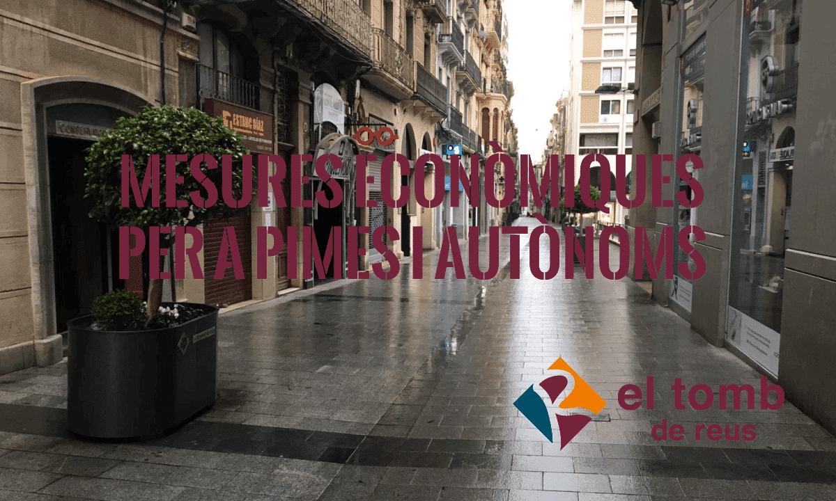 Mesures econòmiques del Govern d'Espanya per a autònoms i PIMES per paliar els efectes de la crisi del COVID-19